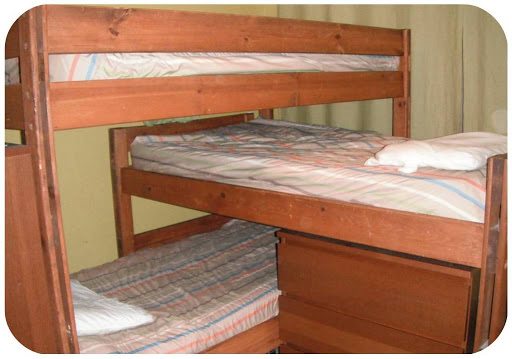 drawings on how to build bunkbeds