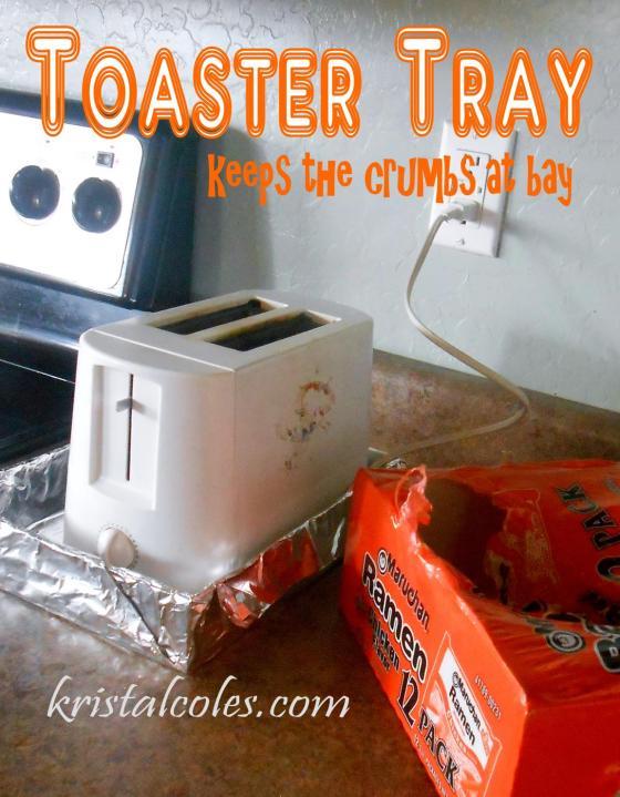 Toaster Tray - kristalcoles.com